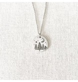 Clair Ashley Clair Ashley Forrest Under the Stars Necklace