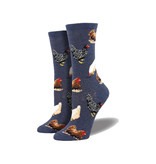 Socksmith Socksmith Women's Cotton Blend Socks Hen House