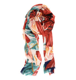 Joy Susan Oversized Butterfly Scarf