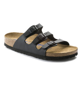 Birkenstock Women's Florida Black BF Soft FB