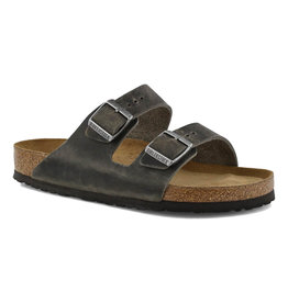 Birkenstock Men's Arizona Iron Soft FB