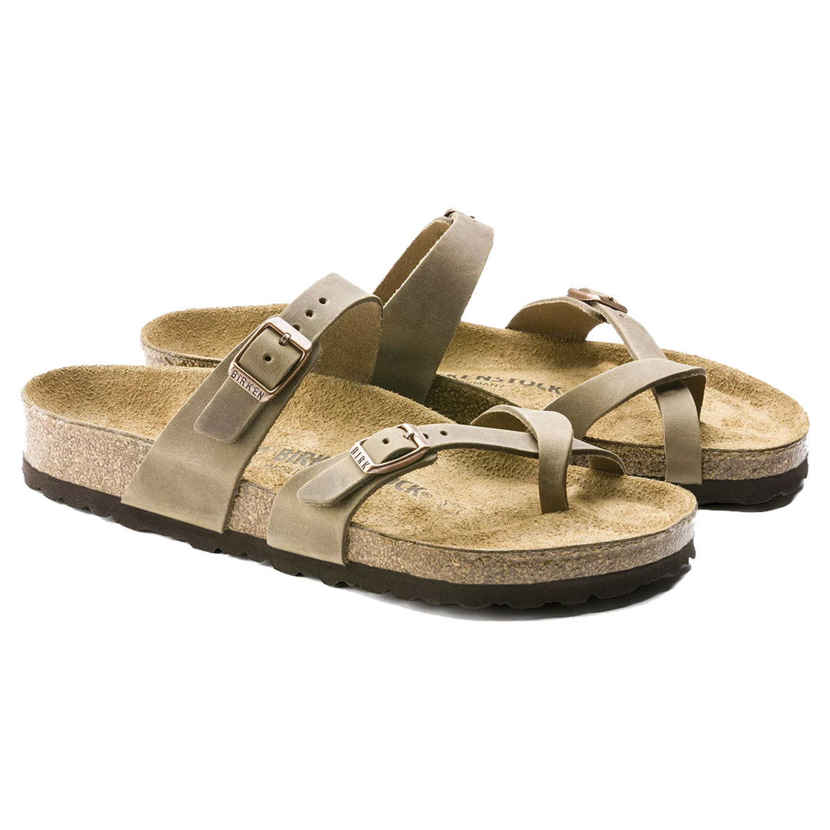 Birkenstock Birkenstock Women's Mayari Tobacco Oiled Regular Fit