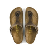 Birkenstock Birkenstock Women's Gizeh Tobacco Regular Fit