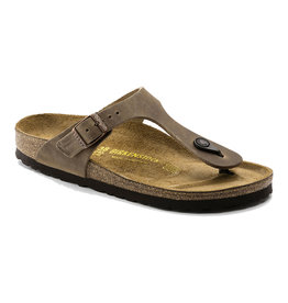 Birkenstock Women's Gizeh Tobacco Regular Fit