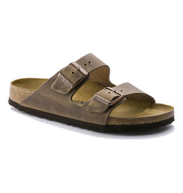 Birkenstock Women's Arizona Tobacco Oiled Regular Fit