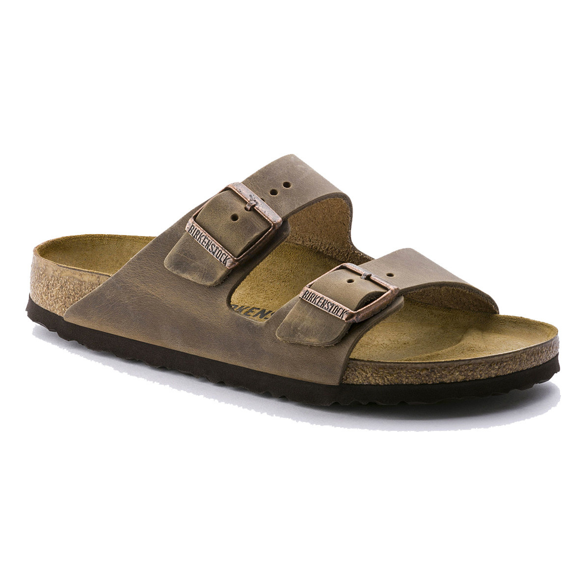 Birkenstock Birkenstock Women's Arizona Tobacco Oiled Regular fit