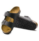 Birkenstock Birkenstock Women's Arizona Black Oiled Regular Fit