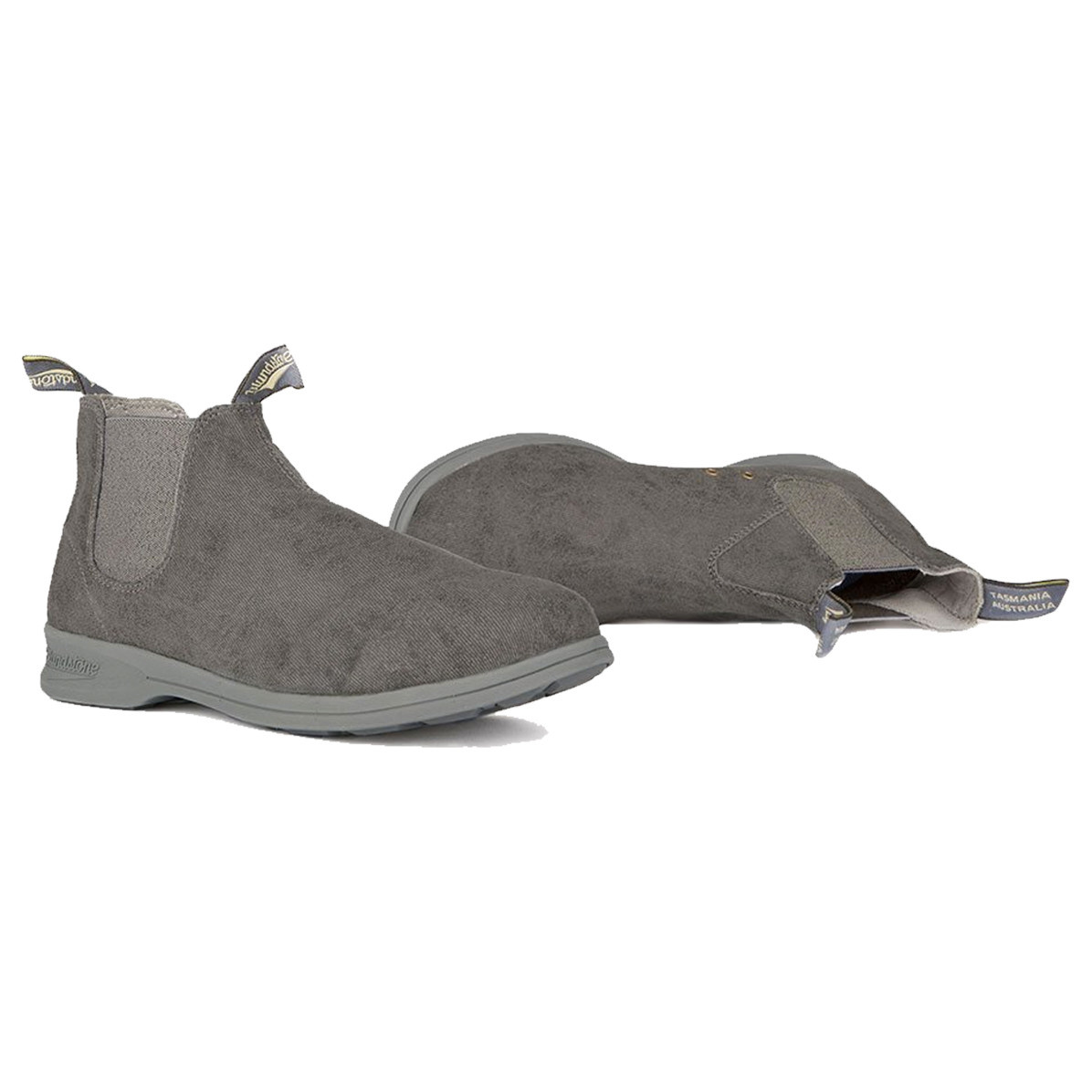 Blundstone Blundstone 1368 Unisex Canvas Charcoal