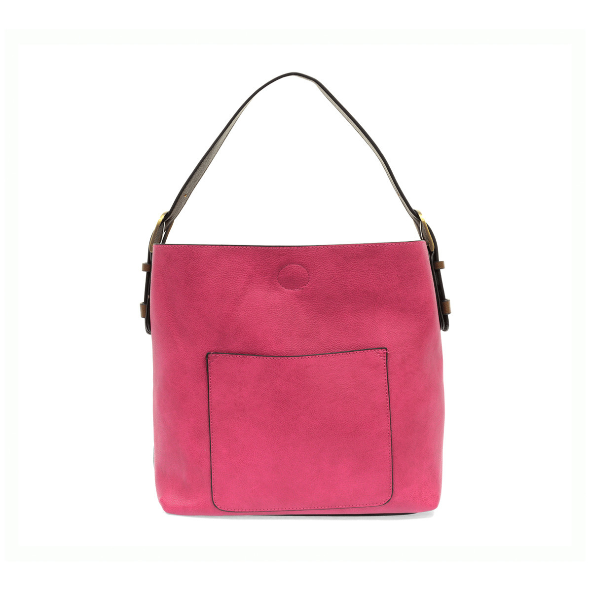 Joy Susan Joy Susan Classic Hobo Handbag Fuchsia