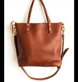 Outlaw Handmade Leather Handbag Camel