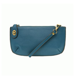 Joy Susan Mini Crossbody Wristlet Clutch Monaco Blue