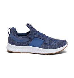 Saucony Women's Stretch & Go Purple/Blue