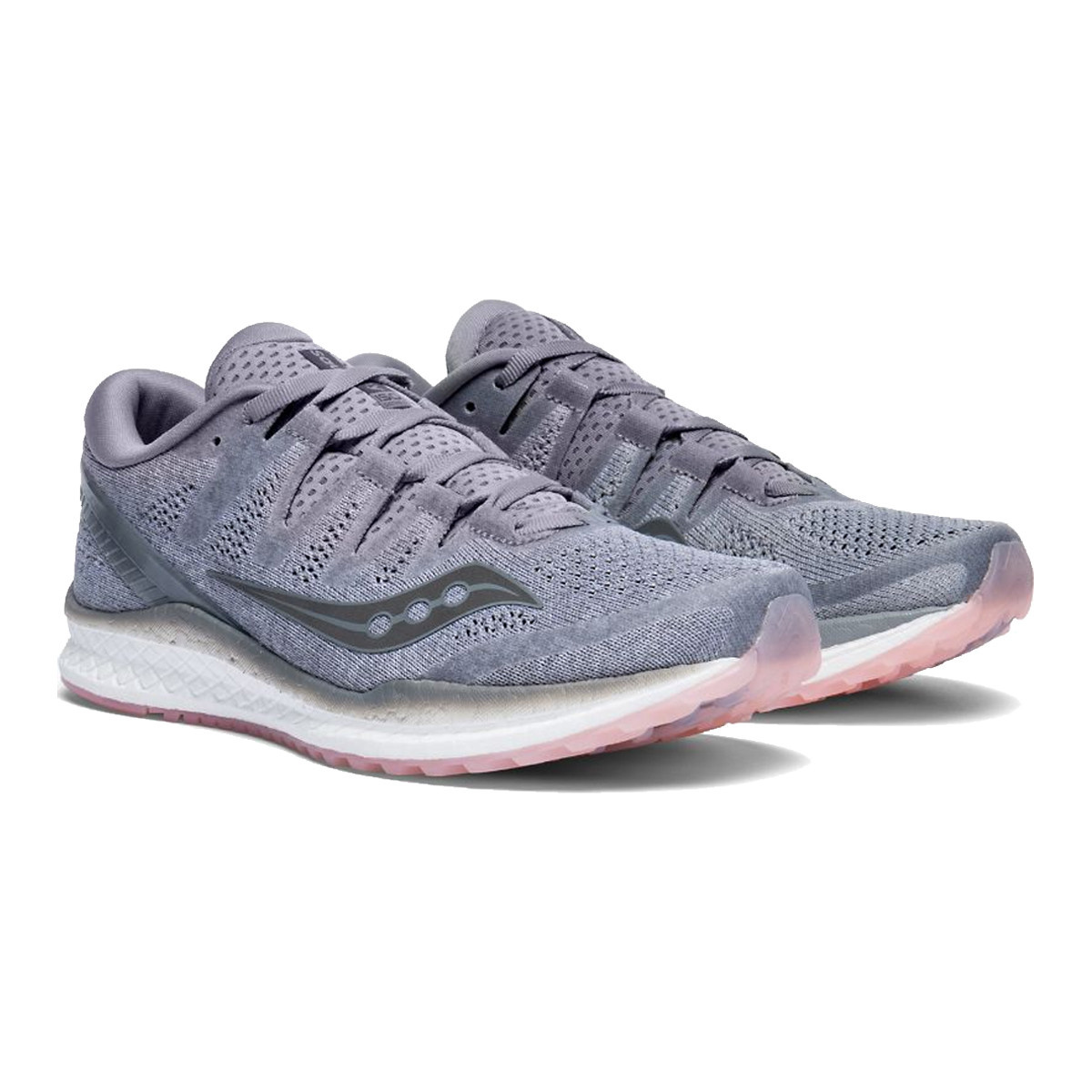 Saucony Saucony Women's Freedom ISO 2 GRY/PCH