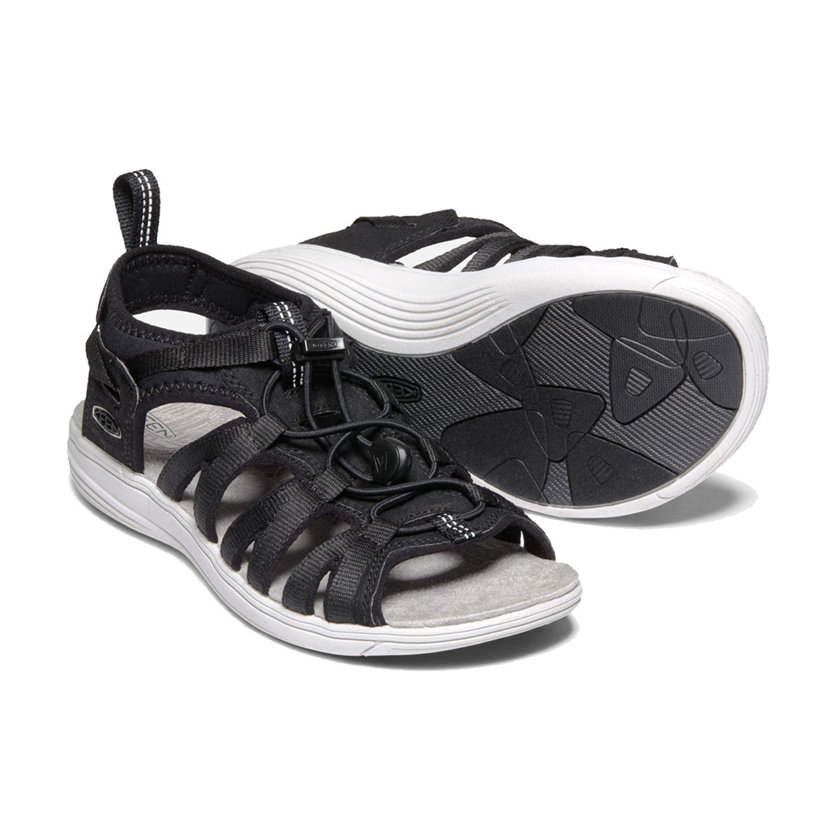 Keen Keen Women's Damaya Lattice Black
