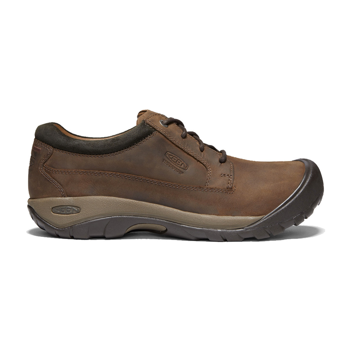 Keen Keen Men's Austin Casual WP Brown/Black
