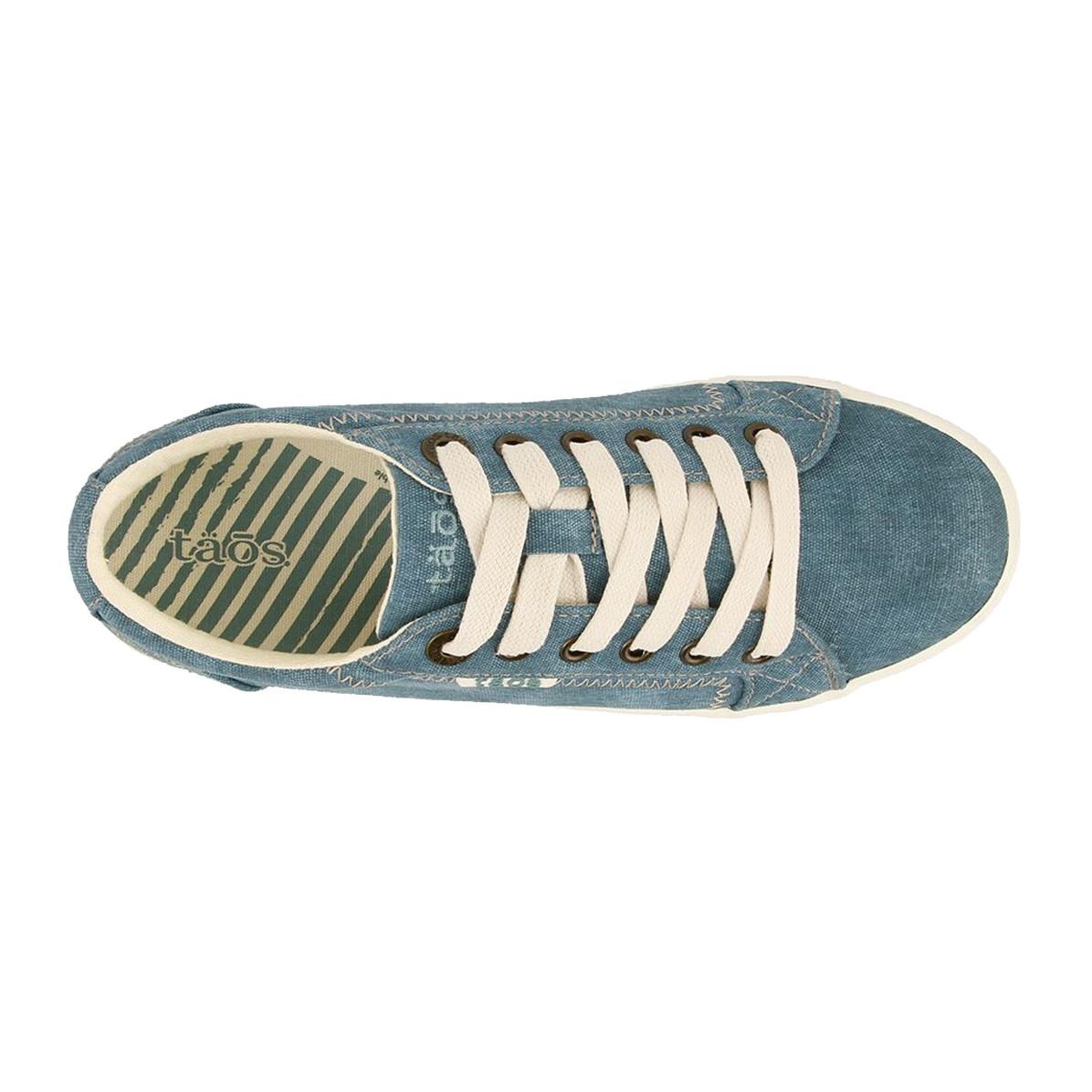 Taos Footwear Taos Women's Star Teal Sneaker