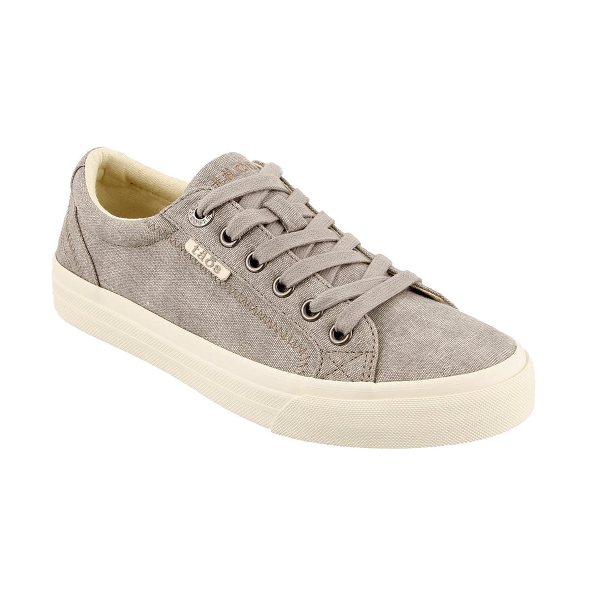 Taos Footwear Taos Women's Plim Soul Grey Sneaker
