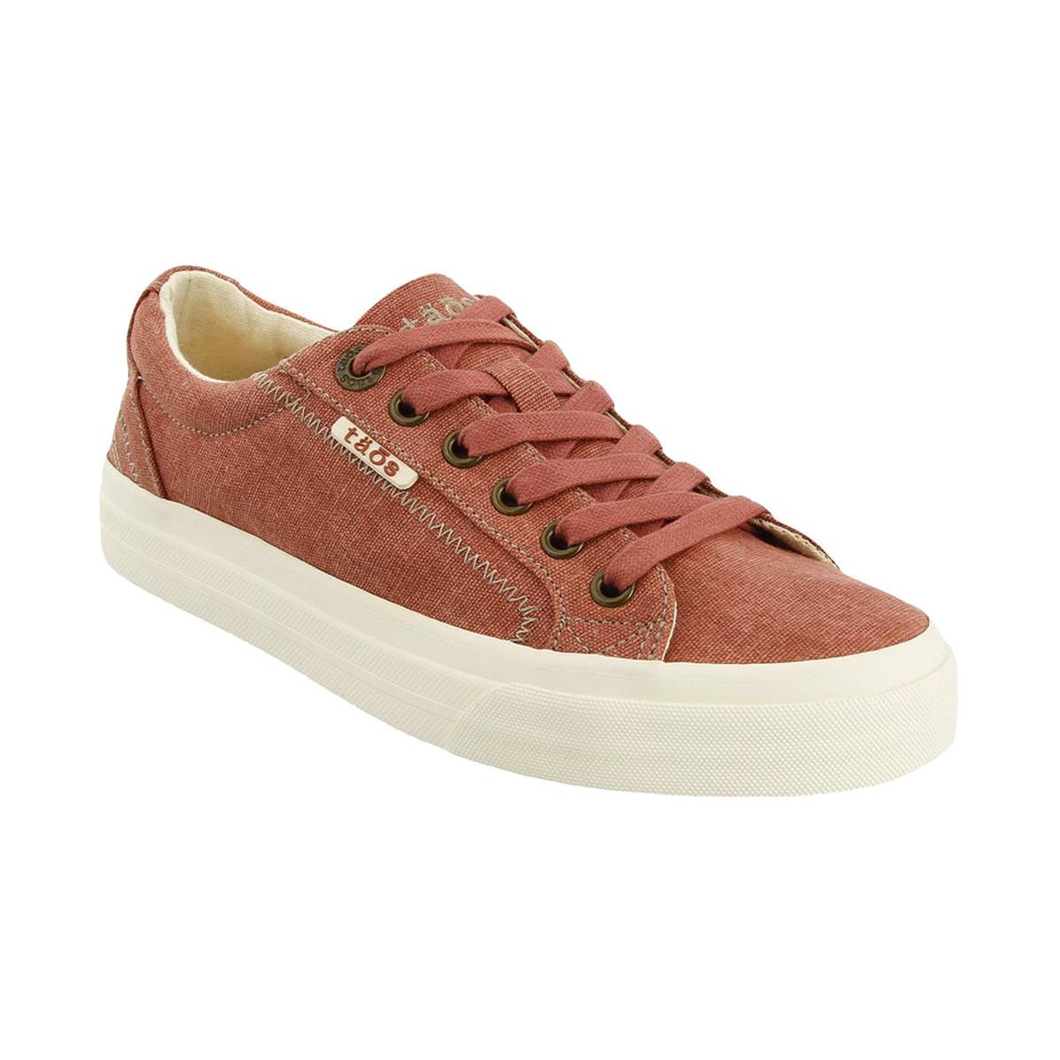 Taos Footwear Taos Women's Plim Soul Terracotta Sneaker