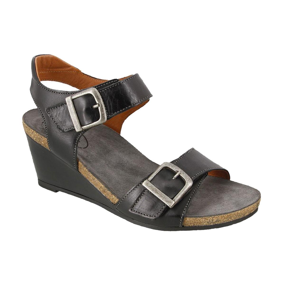 Taos Footwear Taos Women's Buckle Up Black