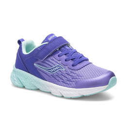 Saucony Child Wind A/C Purple