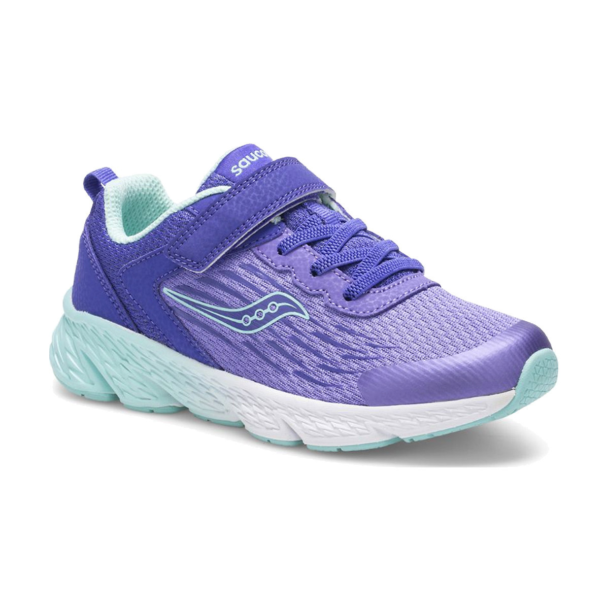 Saucony Saucony Youth Wind A/C Purple