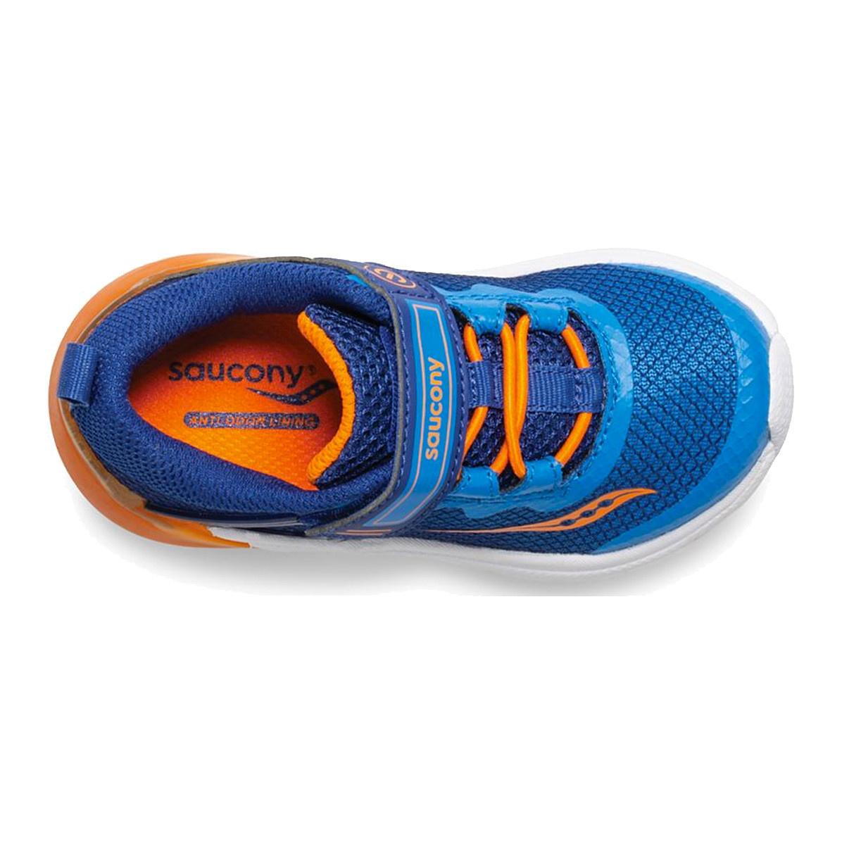 Saucony Saucony Youth Flash Glow Blue/Orange