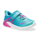 Saucony Saucony Youth Flash Glow Turq/Pink