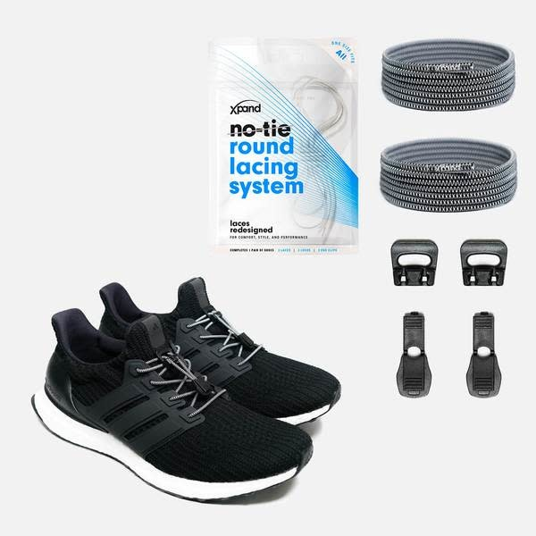 XPand Xpand Quick Release Toggle Shoelaces