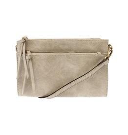 Joy Susan Cece Vintage Handbag Dove Grey