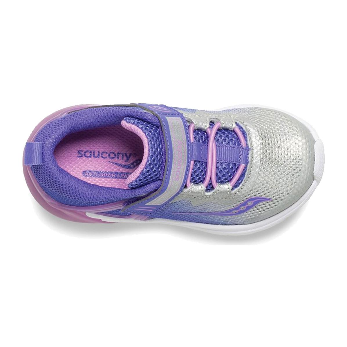 Saucony Saucony Child Flash Glow Purple/Silver