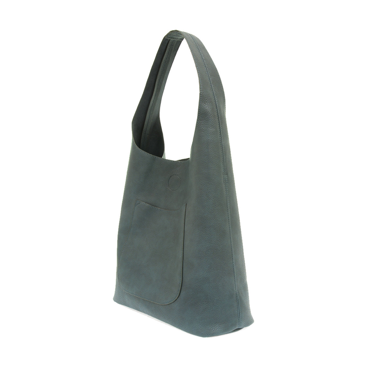 Joy Susan Joy Susan Molly Slouchy Hobo Handbag Dark Chambray