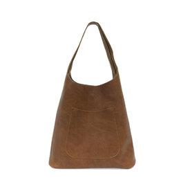 Joy Susan Molly Slouchy Hobo Handbag Hickory