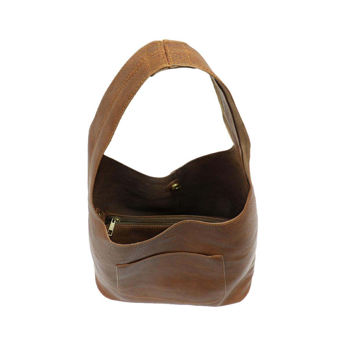Joy Susan Joy Susan Molly Slouchy Hobo Handbag Hickory