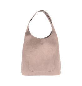 Joy Susan Molly Slouchy Hobo Handbag Mystic Grey
