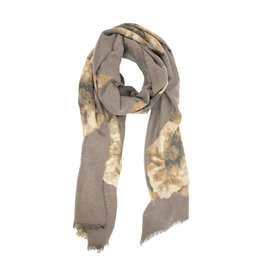 Joy Susan Luxurious Bloom Scarf Neutral