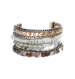 Victoria Emerson Alicante Mini Wrap Bracelet