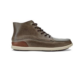 OluKai Men's Nalukai Boot Husk/Silt