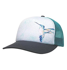 Ambler Adult Hat Hummingbird Teal