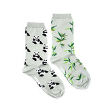 Friday Sock Co. Friday Sock Co. Women's Panda & Bamboo Crew