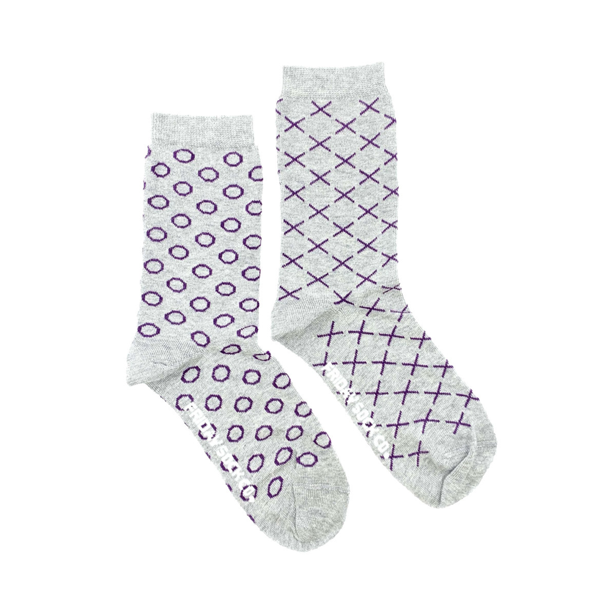 Friday Sock Co. Friday Sock Co. Women's XO Crew
