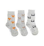 Friday Sock Co. Friday Sock Co. Kids Forest Animals Crew