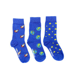 Friday Sock Co. Kids Space Crew