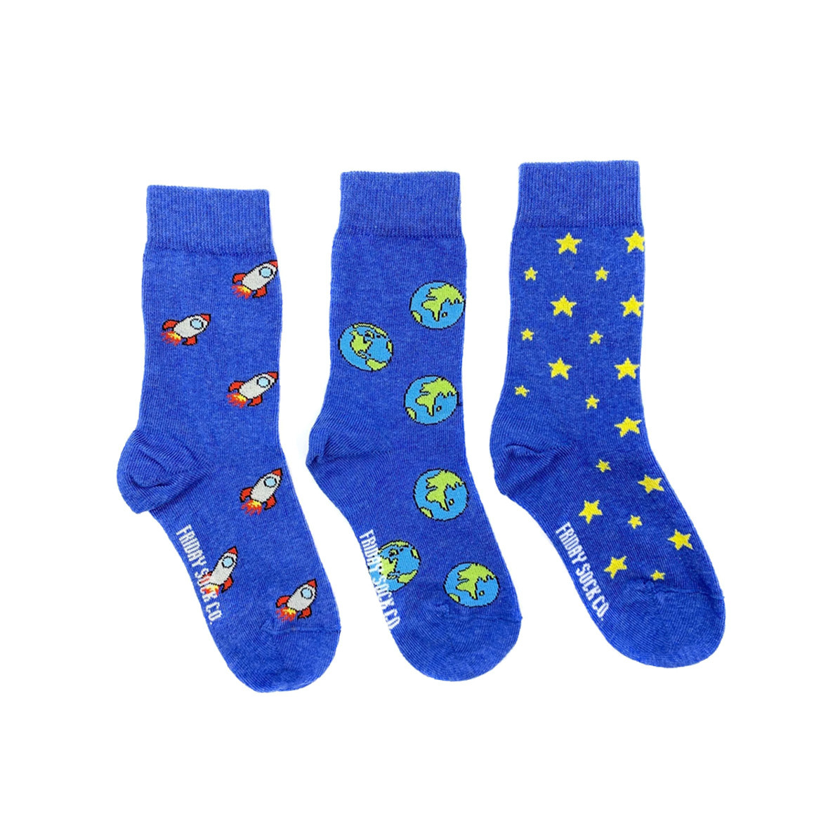 Friday Sock Co. Friday Sock Co. Kids Space Crew