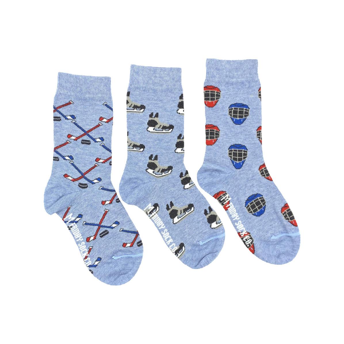 Friday Sock Co. Friday Sock Co. Kids Hockey Crew