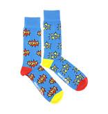 Friday Sock Co. Friday Sock Co. Men's Pow Zap Crew