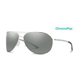 Smith Serpico 2.0 Silver / Platinum Mirror Lens