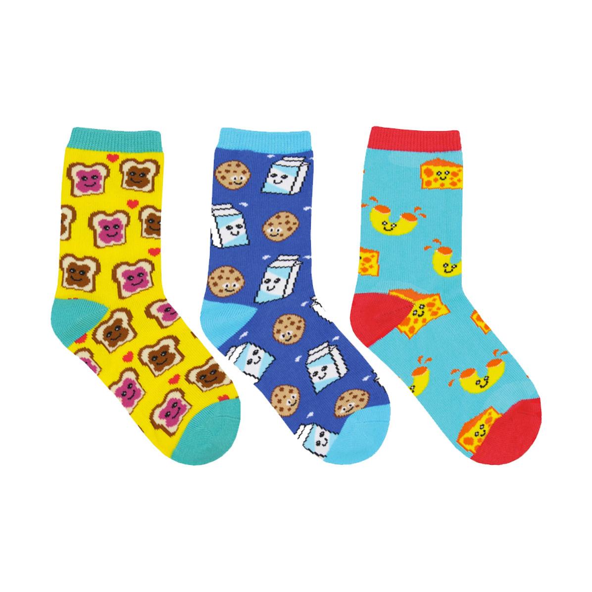 Socksmith Socksmith Kids Best Foods Forever