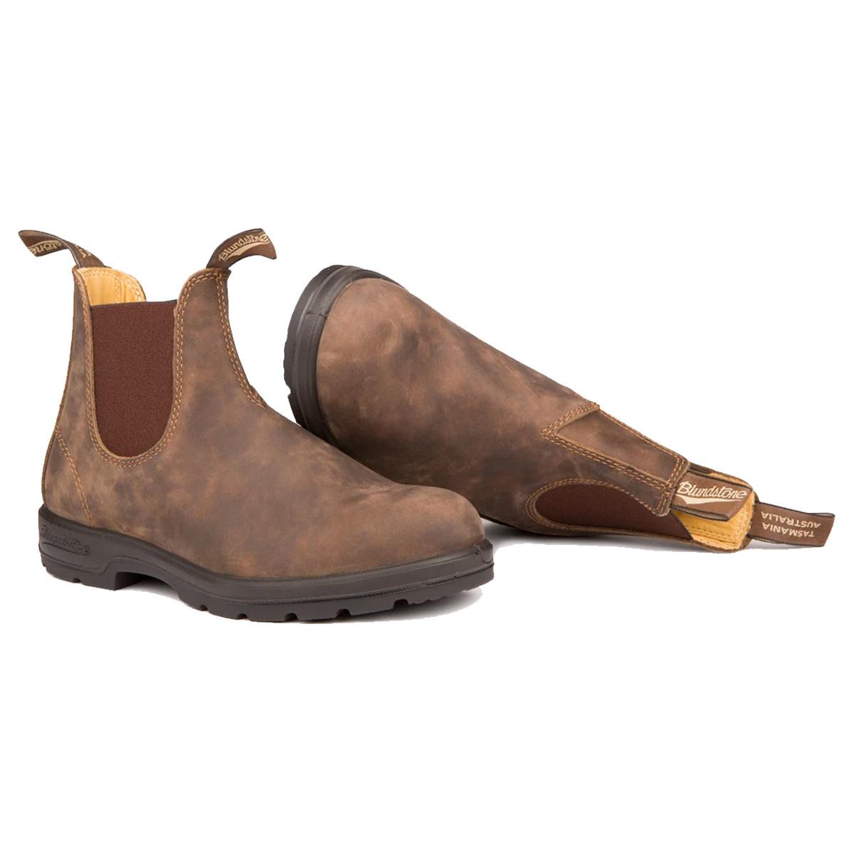 Blundstone Blundstone Unisex 585 Classic Rustic Brown