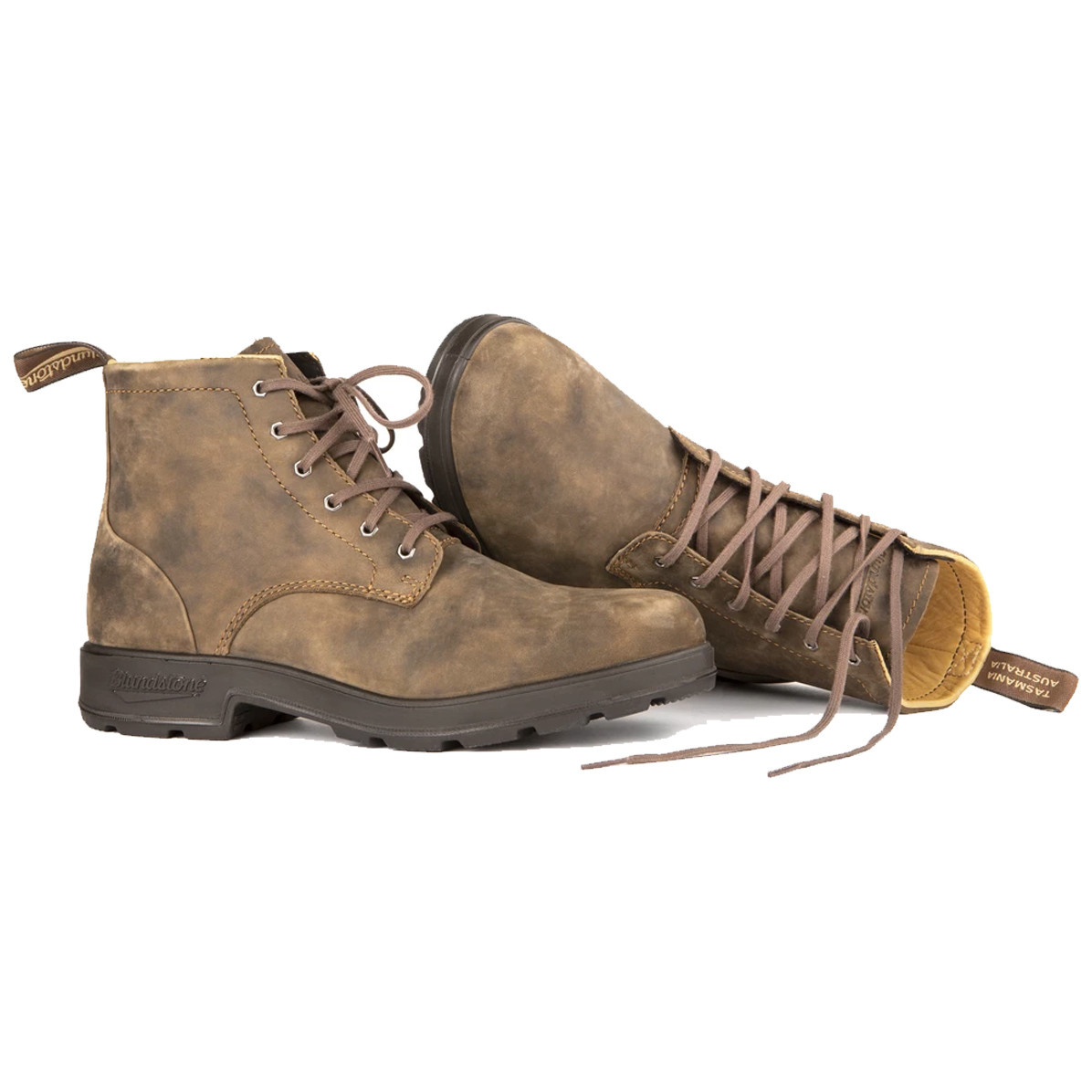 Blundstone Blundstone 1937 Lace Up Rustic Brown