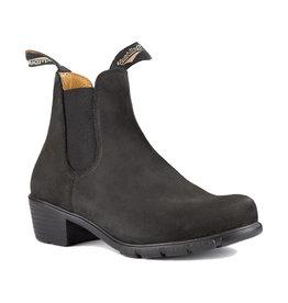 Blundstone 1960 Women's Heel Black Nubuck